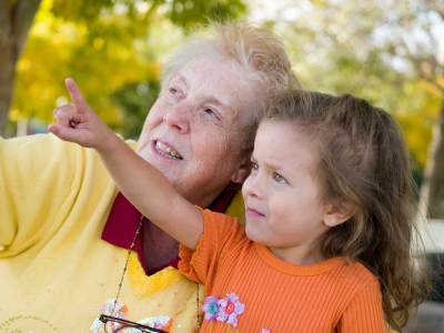 how to get visitation rights for grandparents